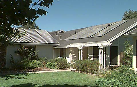 residential solar installation in Sacramento