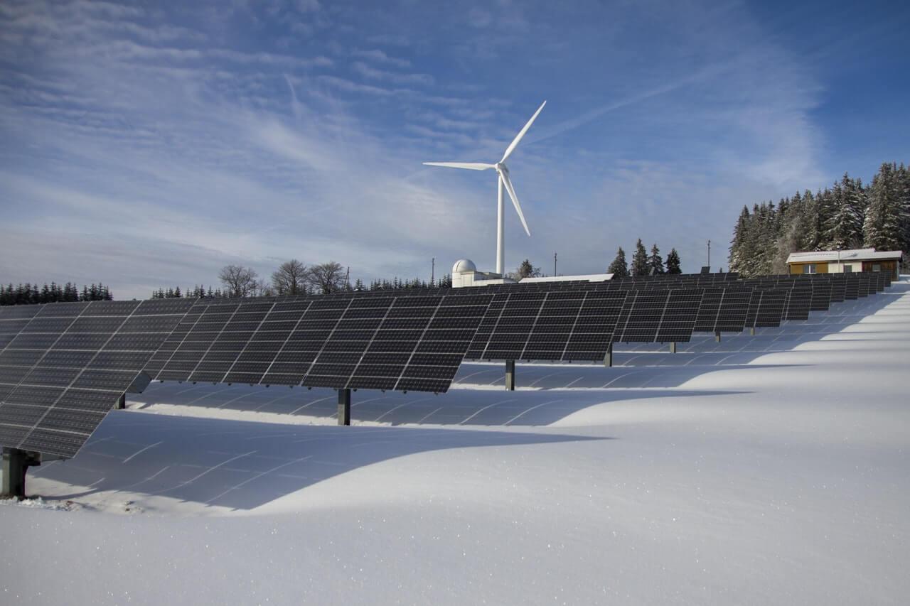 Solar, Wind and Energy Efficiency Basics