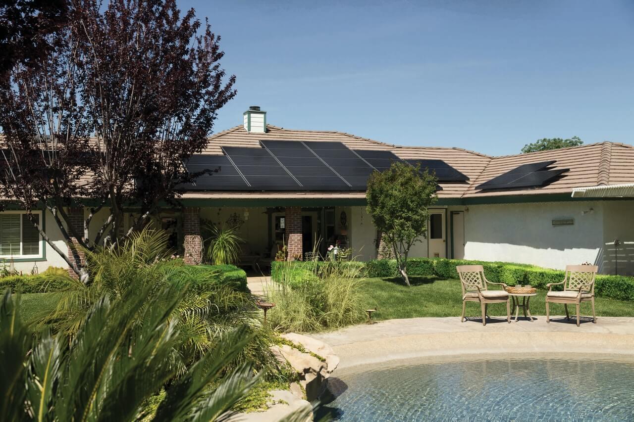 best residential solar design practices